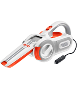Black & Decker PAV1200W Cyclonic-Action Handheld Vac Cleaner