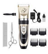 Maxshop Low Noise Rechargeable Cordless Trimming Kit
