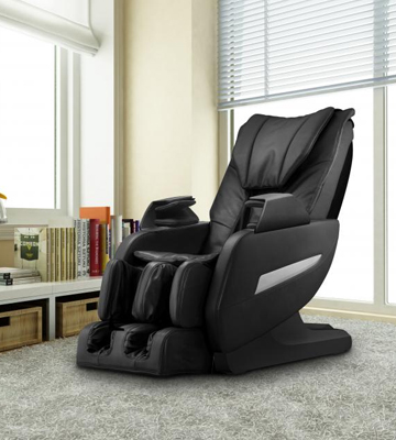Review of BestMassage EC-161 Zero Gravity Shiatsu Massage Chair