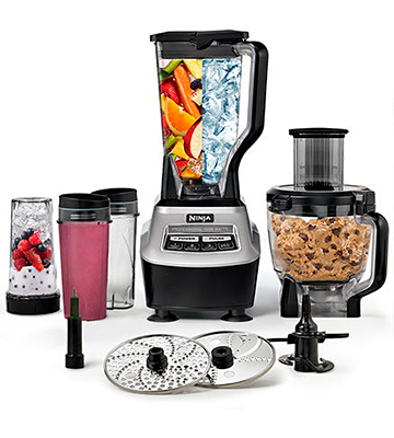 Review of Ninja BL770 Countertop Blender