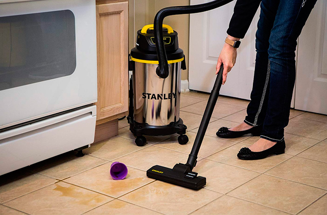 Best Wet-Dry Vacuums to Remove Dirt and Liquid Spills