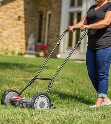 Review of Great States 815-18 18-Inch 5-Blade Push Reel Lawn Mower