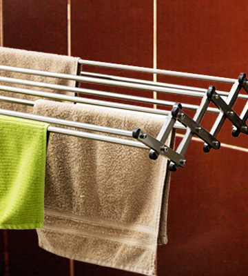 Review of Aero Folding Clothes Rack