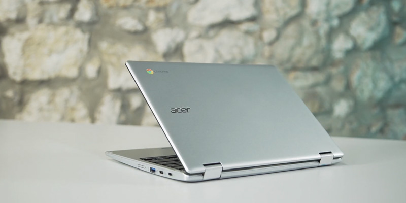 Acer Spin 11 Convertible Chromebook (Celeron N3350, 4GB DDR4, 32GB eMMC) in the use