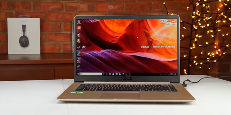 "Review of ASUS VivoBook (F510UA-AH55) 15.6"" Full HD Laptop (i5-8250U, 8GB DDR4, 128GB SSD, 1TB HDD, Fingerprint Reader)"