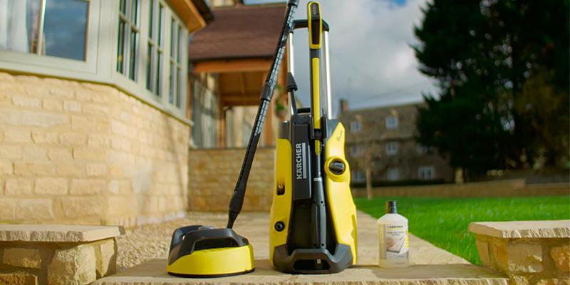 Karcher K5 Premium Premium Electric Pressure Washer in the use