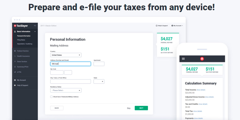 Review of TaxSlayer Tax Software