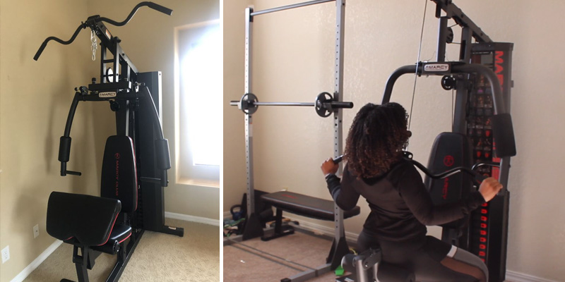 Review of Marcy MKM-1101 Single Stack Home Gym