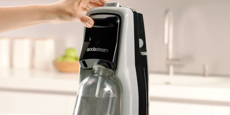 Review of SodaStream Jet Soda Maker