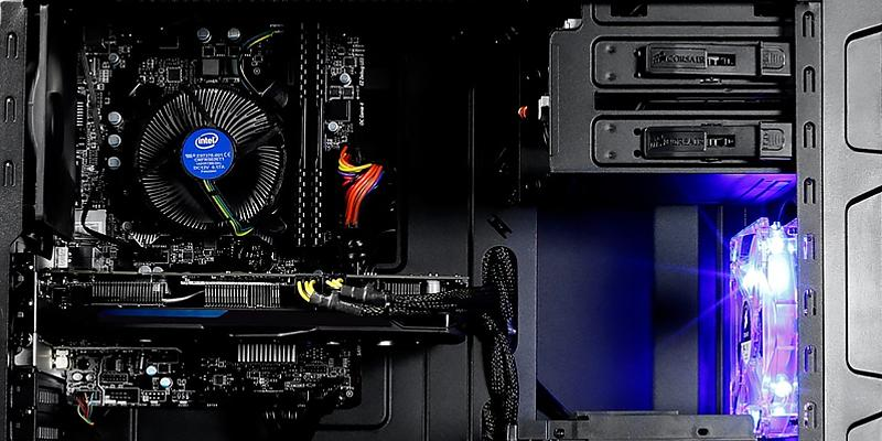 Detailed review of CybertronPC Palladium i7 GTX1060 6GB Gaming Desktop