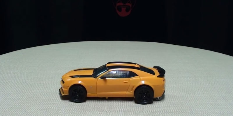 Bumblebee Dark of the Moon Movie Leader Class Transformer application