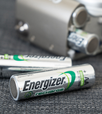 Review of Energizer Rechargeable Batteries AA