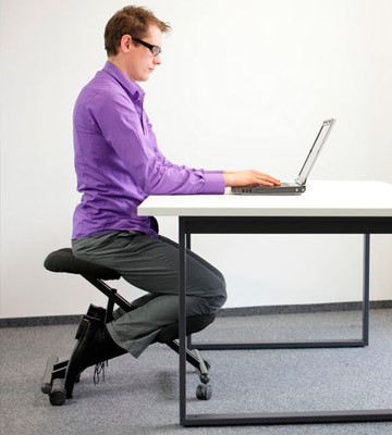 Review of Office Star Ergonomic Knee Chair