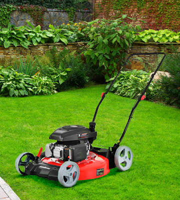Review of PowerSmart DB2321C Lawn Mower