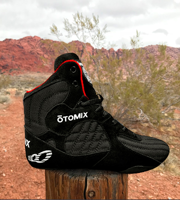 Review of Otomix M3000-BLK Men's Wrestling Shoes