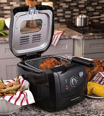 Review of Hamilton Beach 35021 Deep Fryer