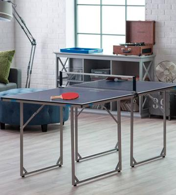 Review of JOOLA Midsize Table Tennis Table
