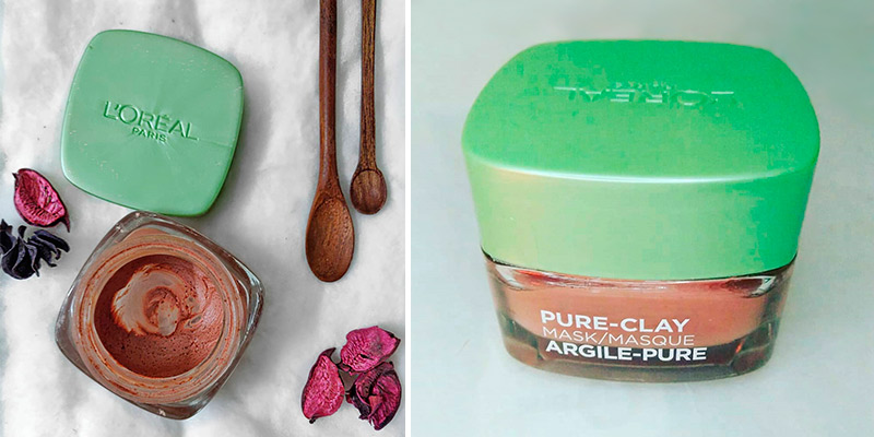 Review of L'Oreal Paris Pure Clay Detox & Brighten Face Mask