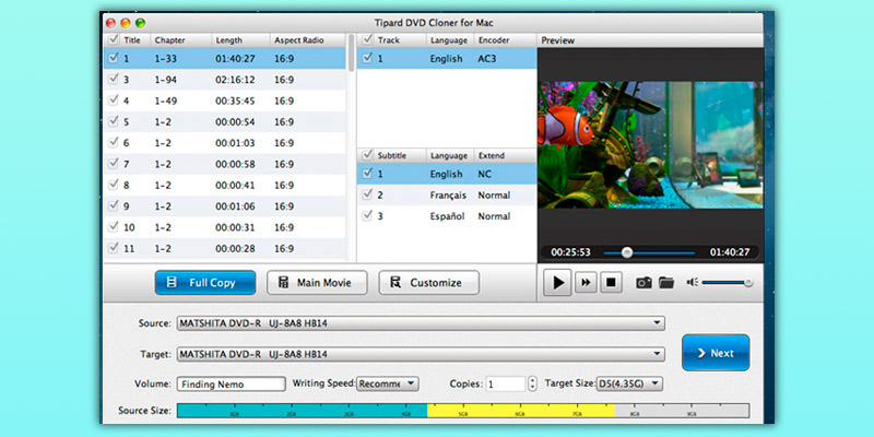Detailed review of Tipard DVD Cloner 6 Lifetime License