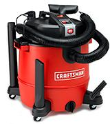 Craftsman XSP Peak HP Wet-Dry Shop Vac Blower