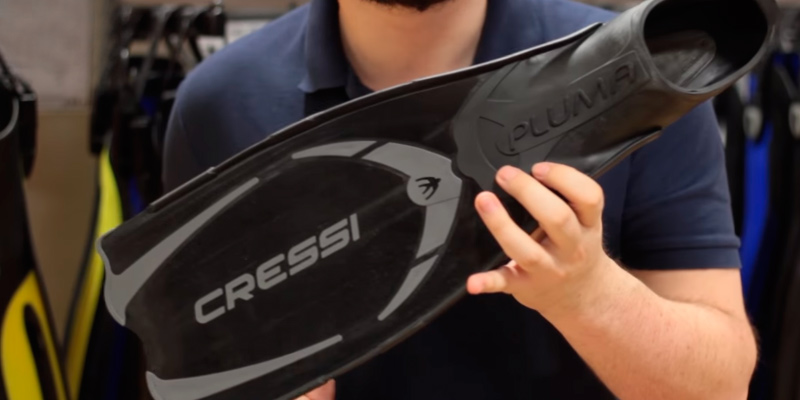 Review of Cressi Pluma Snorkeling Full Foot Pocket Fins