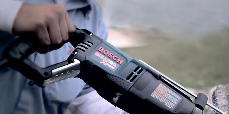 Detailed review of Bosch 11255VSR D-Handle BULLDOG Xtreme Rotary Hammer