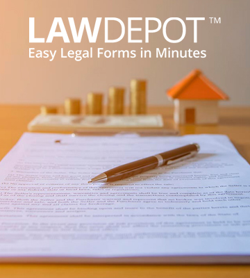 Review of LawDepot Lease Agreement