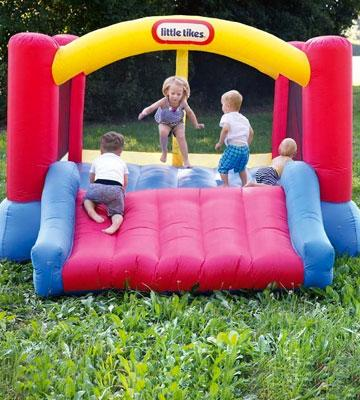 Review of Little Tikes Jump 'n Slide Bouncer