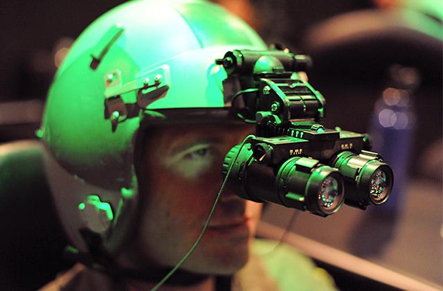 Comparison of Night Vision Devices