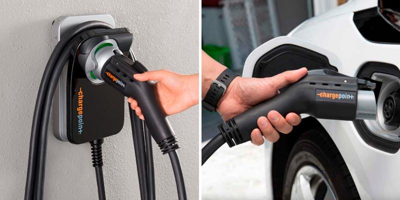 Review of ChargePoint Electric Car Charger Home WiFi Enabled Vehicle (EV)