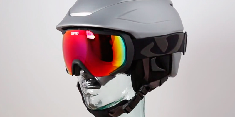 Giro Seam Snow Helmet application