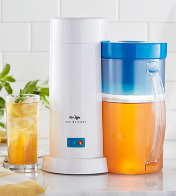 Review of Mr. Coffee TM-75 2-Quart Iced Tea & Iced Coffee Maker