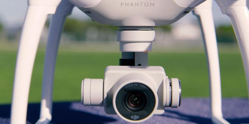 Review of DJI Phantom 4 Quadcopter