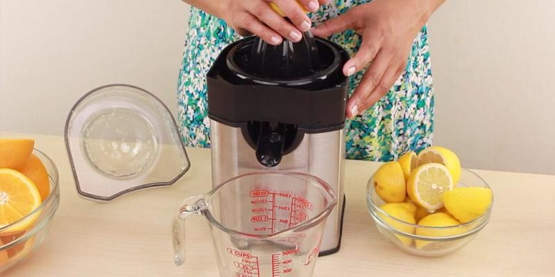 Review of Cuisinart CCJ-500 Citrus Juicer