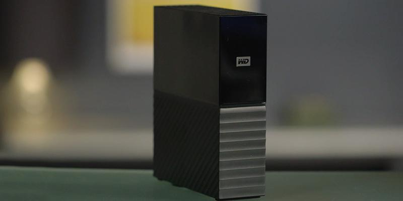 Western Digital My Book Desktop External HDD application