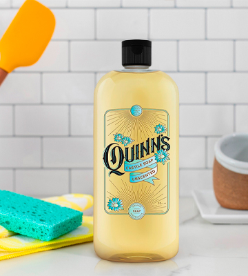 Review of Quinn's Pure Castile Organic Liquid Soap