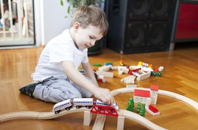 Best Wooden Train Sets for Toddlers That Encourage Child's Development