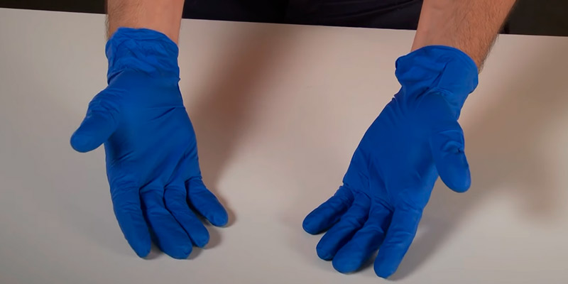 Review of ProCure Disposable Nitrile Gloves