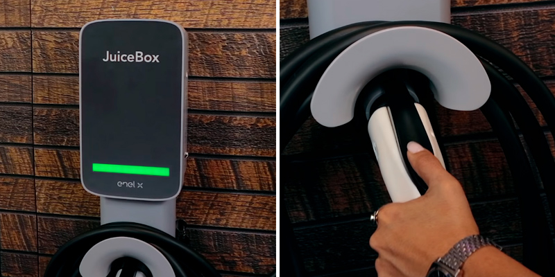 Review of JuiceBox Generation Smart Electric Vehicle (EV) Charging Station