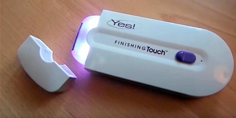 Review of Yes Finishing Touch Hair Remover