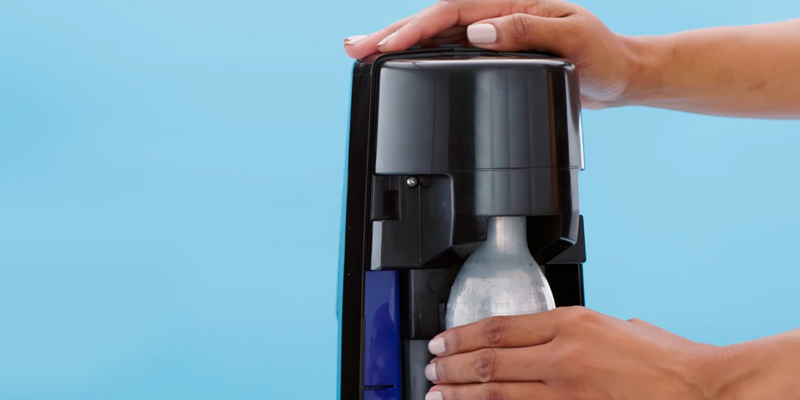 Detailed review of SodaStream Fizzi Soda Sparkling Water Maker
