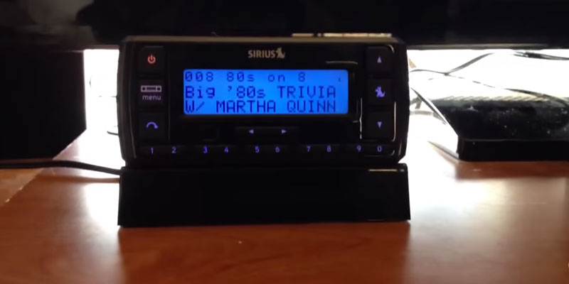 Detailed review of SiriusXM Stratus 7 Satellite Radio