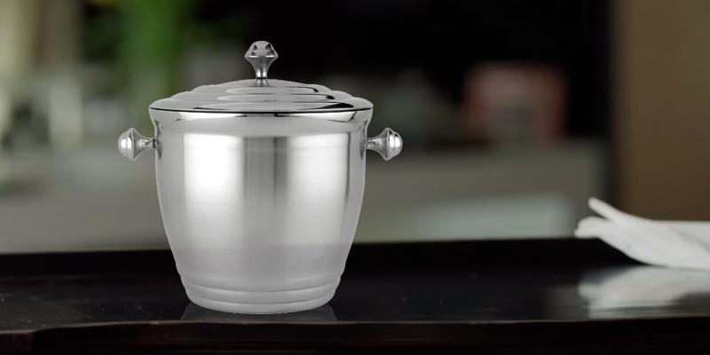 Review of Lenox Tuscany Classics Stainless Steel Ice Bucket