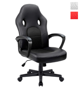 Furmax (T-OCRC) Home and Office Desk Leather Chair