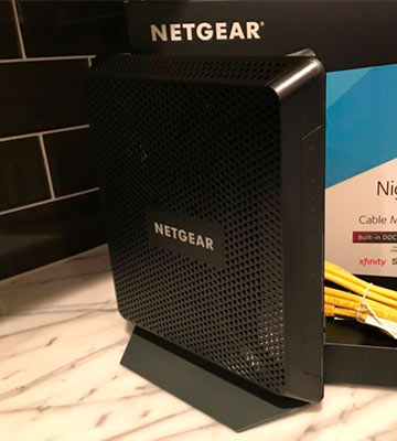 Review of NETGEAR Nighthawk (C7000-1AZNAS) 24x8 WiFi Cable Modem Router Combo
