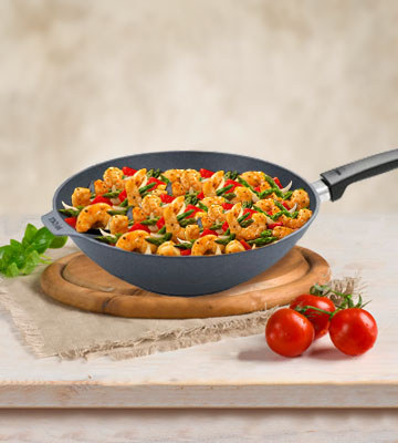 Review of Woll Diamond Wok Pan