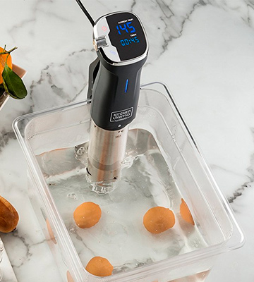 Review of Kitchen Gizmo KG-SV1 Sous Vide Immersion Circulator