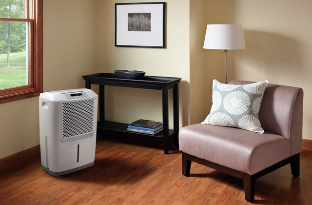 Comparison of Dehumidifiers to Remove Excessive Moisture From the Air
