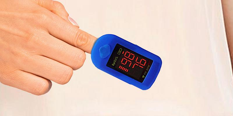 Review of Concord Health Supply Pulse Oximeter