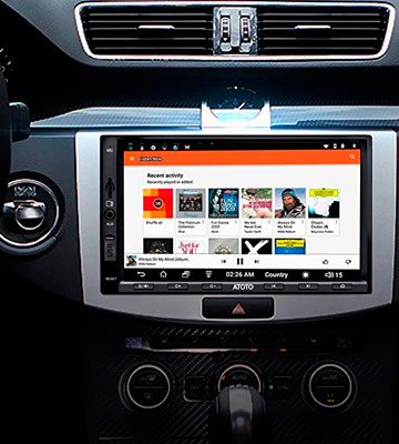 Review of ATOTO A6Y2710SB Double Din Android Car Navigation Stereo
